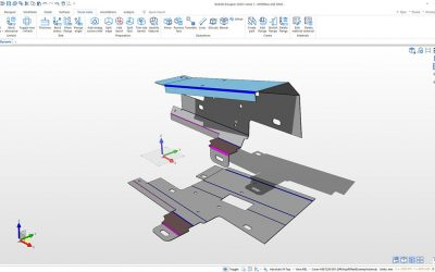 RADAN | Designer – a Specialist Sheet Metal CAD for CAM – Launches with new RADAN