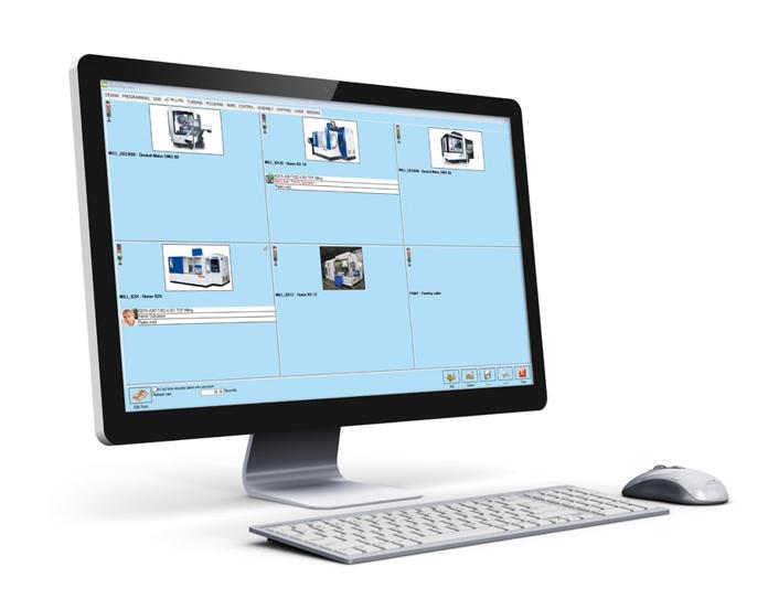 WORKPLAN ERP System